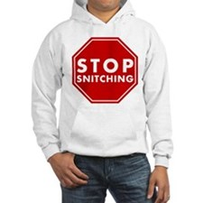 Stop Snitching Jumper Hoody