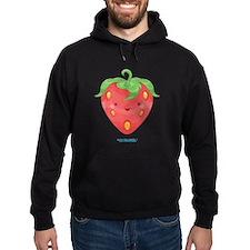 Kawaii Strawberry Hoodie