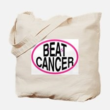 Beat Cancer + r&s - Tote Bag