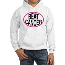 Beat Cancer + r&s - Hoodie