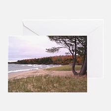 Michigan Shoreline Greeting Cards (Pk of 10)
