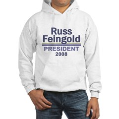 RUSS FEINGOLD 2008 Hoodie
