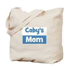 Cobys Mom Tote Bag