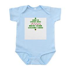 All I want...mama's milk Infant Creeper