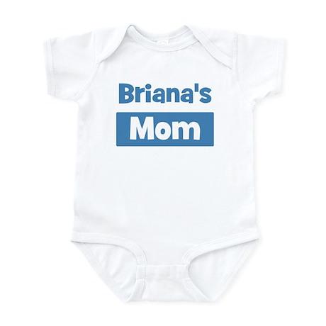 Brianas Mom Infant Bodysuit