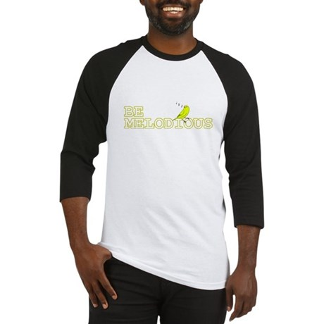 Be Melodious - Canary Baseball Jersey