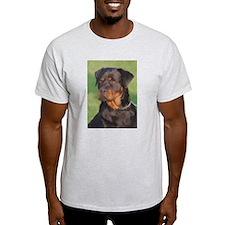 Hand Painted Rottweiler T-Shirt