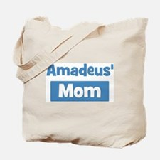 Amadeuss Mom Tote Bag