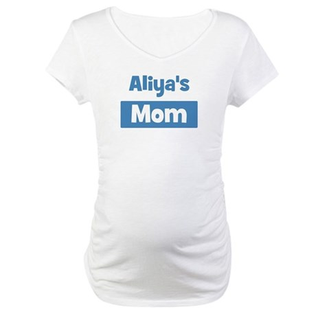 Aliyas Mom Maternity T-Shirt