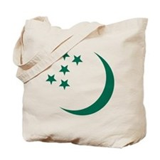 Turkmen Tote Bag