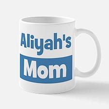 Aliyahs Mom Mug