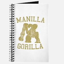 manilla gorilla mohammed ali retro Journal