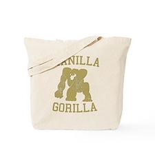 manilla gorilla mohammed ali retro Tote Bag