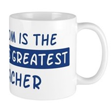 Teacher Mom Mug