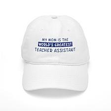 Teacher Assistant Mom Baseball Cap