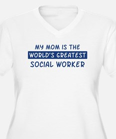 Social Worker Mom T-Shirt
