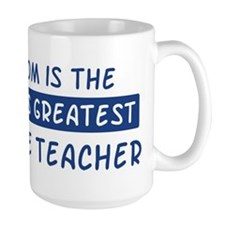 Science Teacher Mom Mug