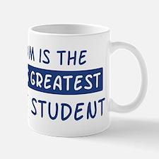 Science Student Mom Mug