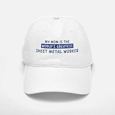 Sheet Metal Worker Mom Baseball Baseball Cap