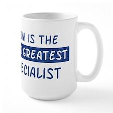 Pr Specialist Mom Mug