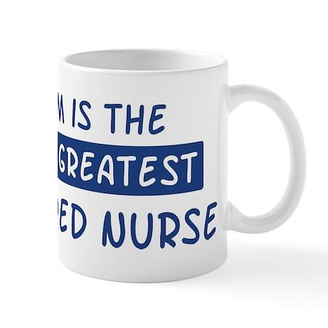 Registered Nurse Mom Mug