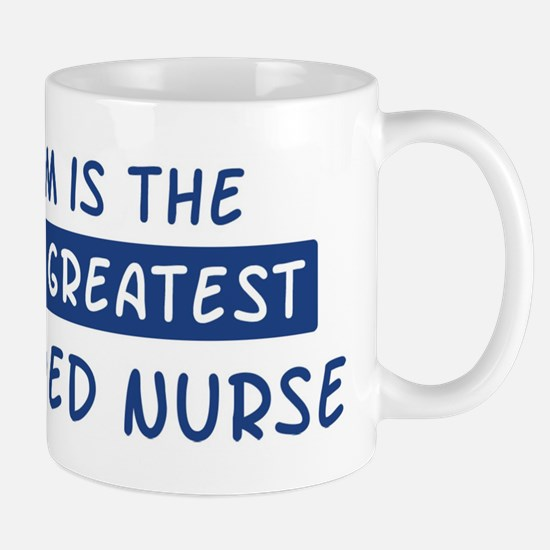Registered Nurse Mom Mug
