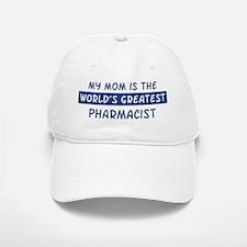 Pharmacist Mom Baseball Baseball Cap
