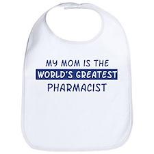 Pharmacist Mom Bib