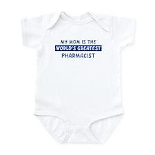 Pharmacist Mom Infant Bodysuit