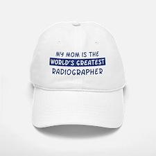 Radiographer Mom Baseball Baseball Cap