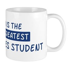 Peace Studies Student Mom Mug