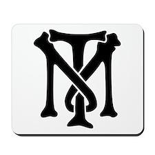 tony montana scarface 1983 Mousepad