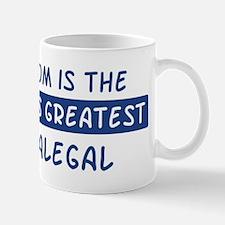 Paralegal Mom Mug