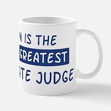 Magistrate Judge Mom Mug