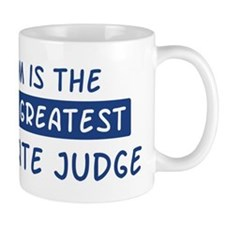 Magistrate Judge Mom Mug