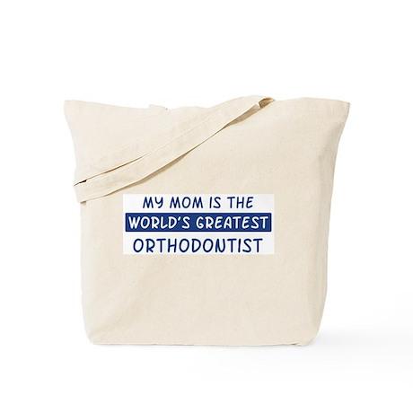 Orthodontist Mom Tote Bag