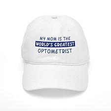 Optometrist Mom Baseball Cap