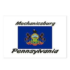 Mechanicsburg Pennsylvania Postcards (Package of 8