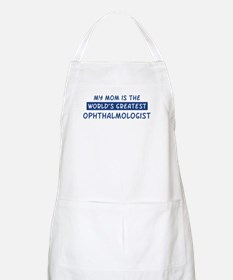 Ophthalmologist Mom BBQ Apron