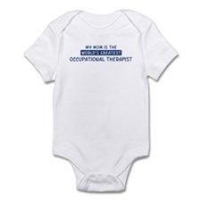 Occupational Therapist Mom Infant Bodysuit