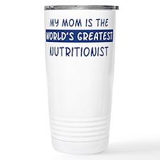 Nutritionist Mom Travel Mug