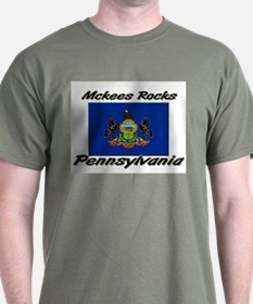 Mckees Rocks Pennsylvania T-Shirt