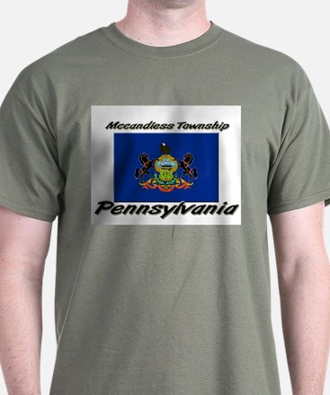 Mccandless Township Pennsylvania T-Shirt