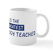 Info Technology Teacher Mom Mug