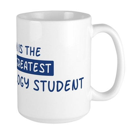 Info Technology Student Mom Large Mug