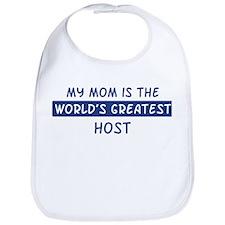 Host Mom Bib