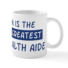 Home Health Aide Mom Mug