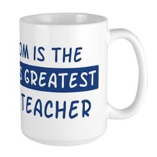 Math Teacher Mom Mug