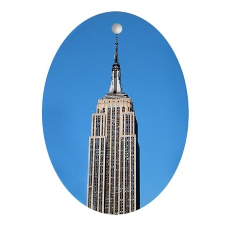 Empire State Building - Gift Ornament/Keepsake