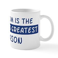 Mason Mom Mug